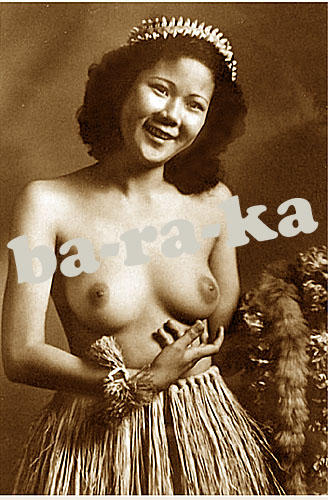 Seems remarkable Nude polynesIans women improbable!